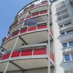 Detail Balkon