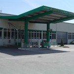 Biodiesel-Tankstelle